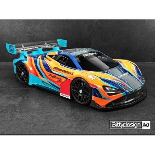 Bittydesign Seven65 1/8 GT body BDGT8-S65