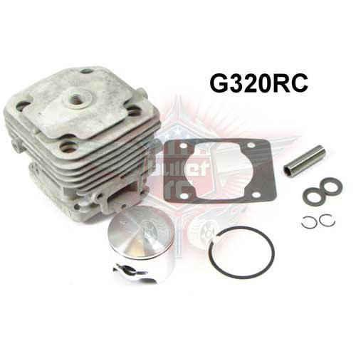 Zenoah G320RC 4-Bolt Top End Kit 38mm 31.8cc