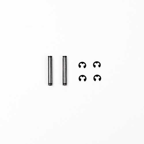 CEN Kardangelenk E-Clip mit Stift 3x18mm (2 Sets)