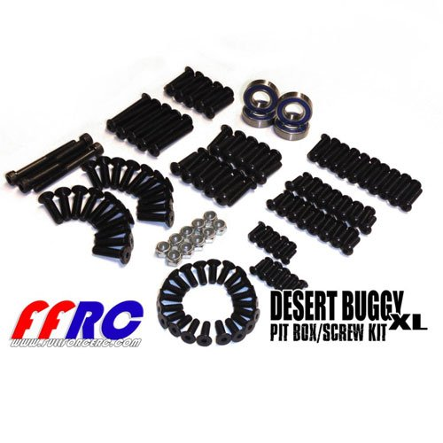 FullForce RC Losi DBXL Pit Box Schrauben Kit