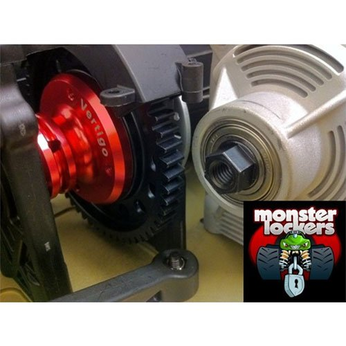 Vertigo Monster Locker Diffsperre für Losi Desert Buggy XL (DBXL)