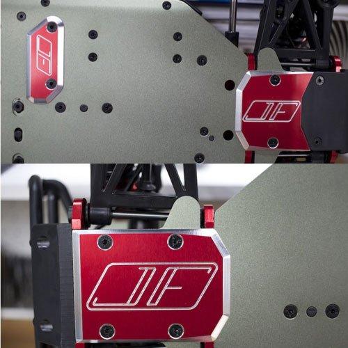 Jofer RC Desert Buggy XL (DBXL) Skid Plate - Schwarz