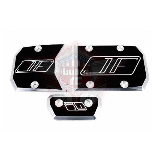 Jofer-RC Skid Plate für DBXL-E - schwarz