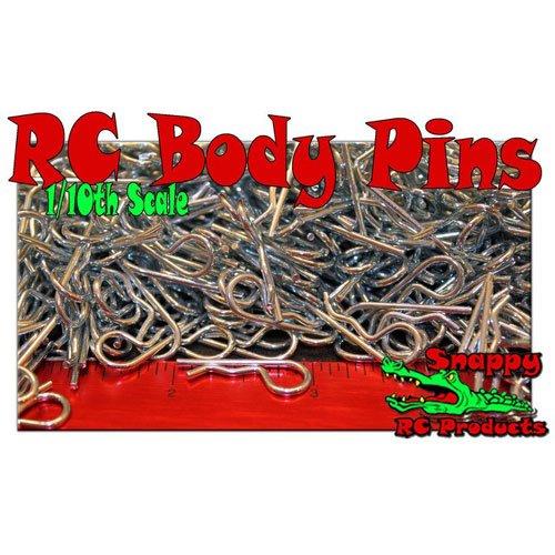 Snappy RC 3cm große RC Karosserie Clips (50)