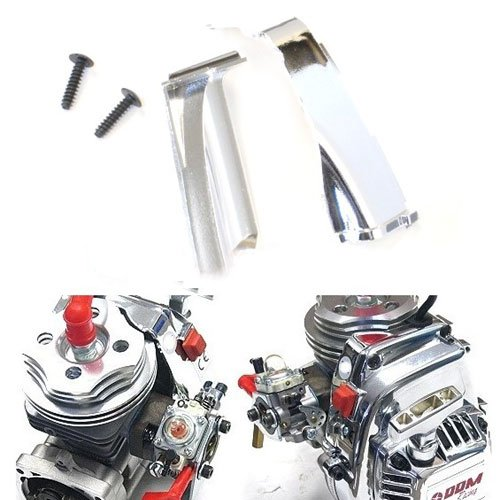 Chrom Motor Abdeckung für CY Headkit Motoren