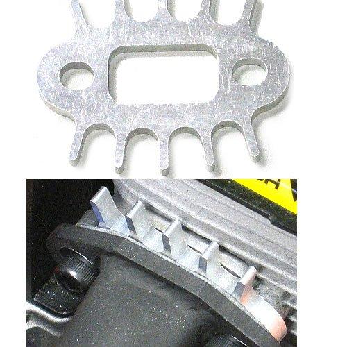 X-port für DDM Dominator® Reso HPI Baja 5b - 4mm