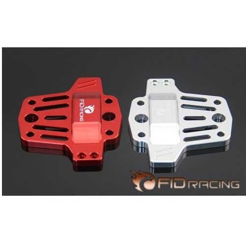 FID Racing Losi 5ive-T Mitteldifferential Strebe V2 rot