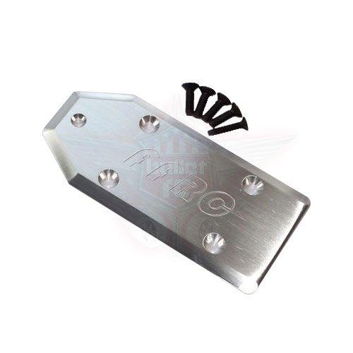FullForce RC Losi 5IVE-T Aluminum Skid Plate - hinten