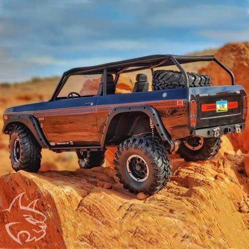 Redcat GEN8 SCOUT II AXE EDITION 1/10 Scale Crawler
