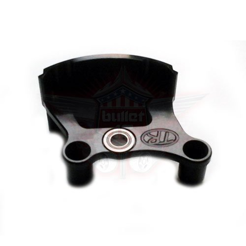 Turtle Racing One Piece Brake Mount - schwarz