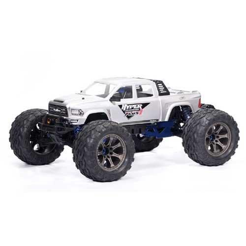 Hobao Hyper MT Plus II Monster Truck 150A 6s RTR Silber