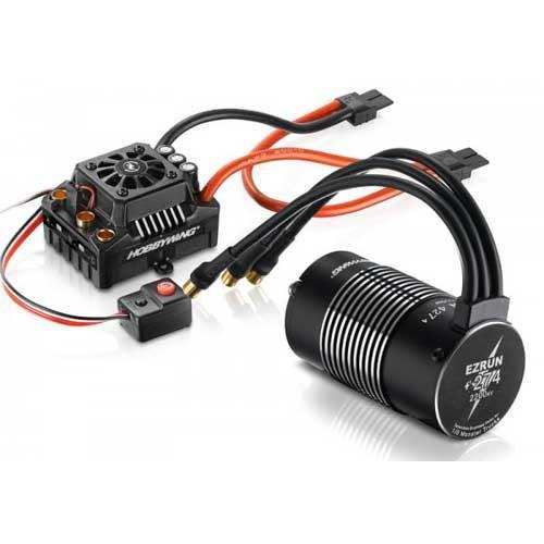 Hobbywing Ezrun MAX8 Combo SL-4247-2200kV Sensorless
