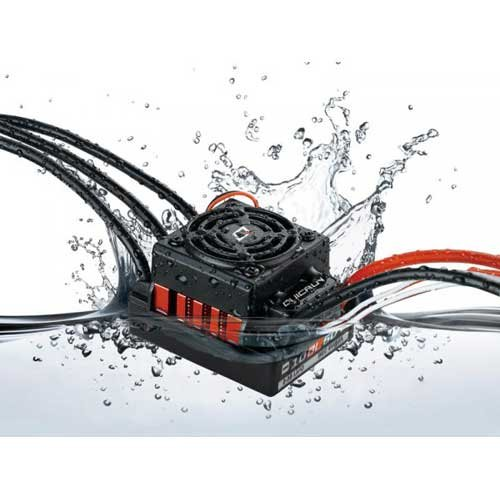 Hobbywing QuicRun WP10BL60 Brushless Regler 60A