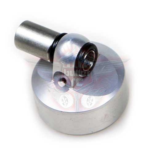 Innovative RC Dämpferkappen O-Ring Abstandhalter