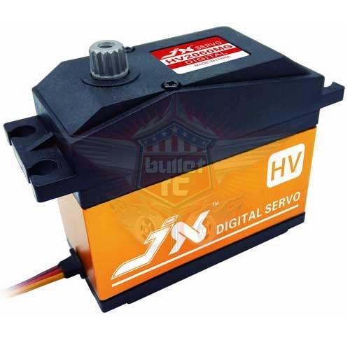 PDI-HV2060MG 1/5 60KG Metallgetriebe HV Servo