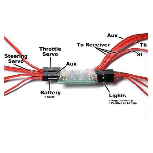 Killer RC V3 Licht Kontroll System