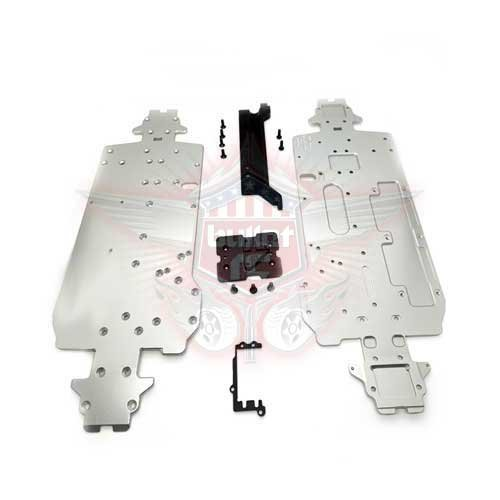 M2c Tekno Game Changer 410 Wide Body Chassis Kit