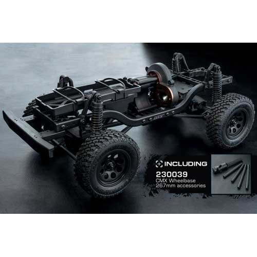 MST CMX 4WD Crawler KIT Radstand 242/252/267mm