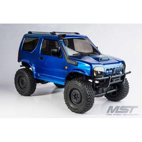 MST CFX 4WD Crawler Kit mit J3 Karosserie 242mm
