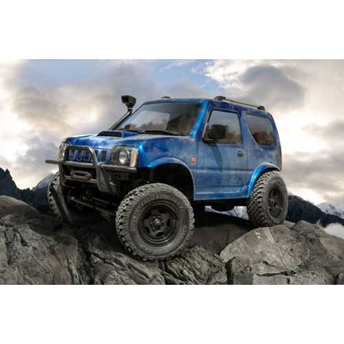 MST CMX J3 RC Crawler RTR Blau MST531506B