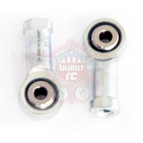 NRP RC Dunlop Rod end Set M4 (2)