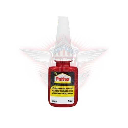 Pattex Schraubensicherung Rot 5ml