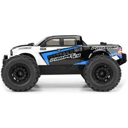PRO-MT 4x4 Monster-Truck Pre-Built Roller 1:10 4WD