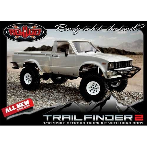 Trail Finder 2 Truck Kit w/Mojave II Body Set RC4WD