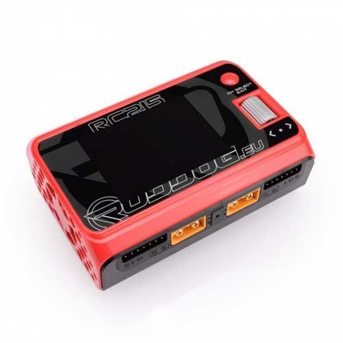 RUDDOG RC215 500W Dual Channel LiPo DC Charger