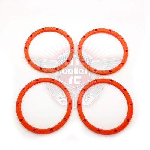 Silverback RC ultra Heavy äußere Beadlocks flach - orange