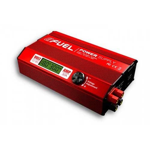 SkyRC eFuel 30A 12-18 Volt Netzteil mit LCD Anzeige