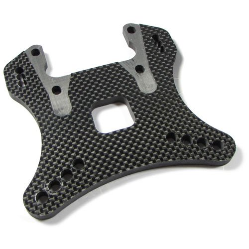 Xtreme Racing Carbon Fiber Front Shock Tower für Losi 5ive
