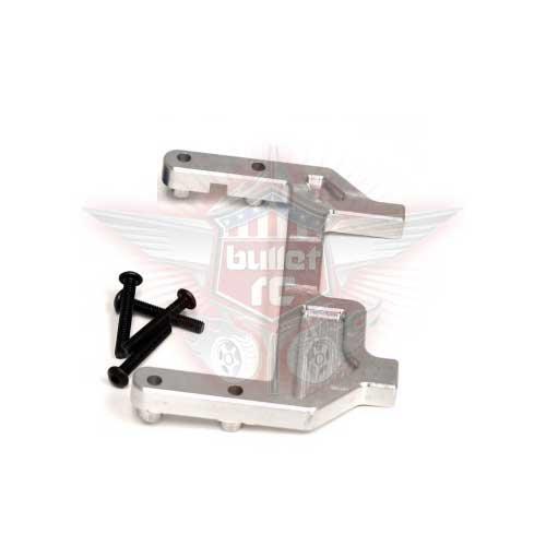 RC Rock Armor Losi 5ive Gas-/Bremsservo Strebe Silber