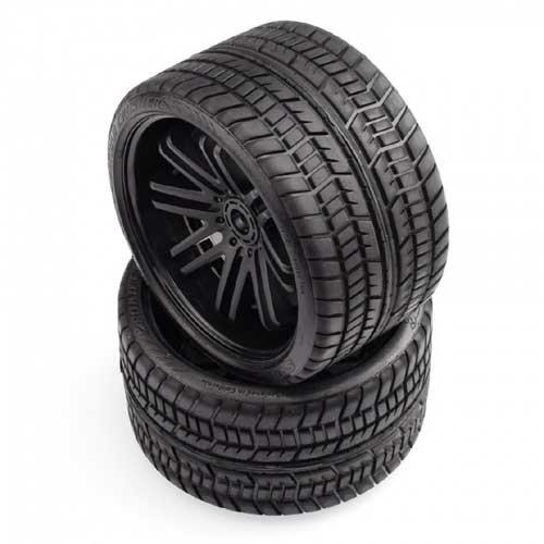 Sweep Road Crusher Onroad Reifen 1/4 offset