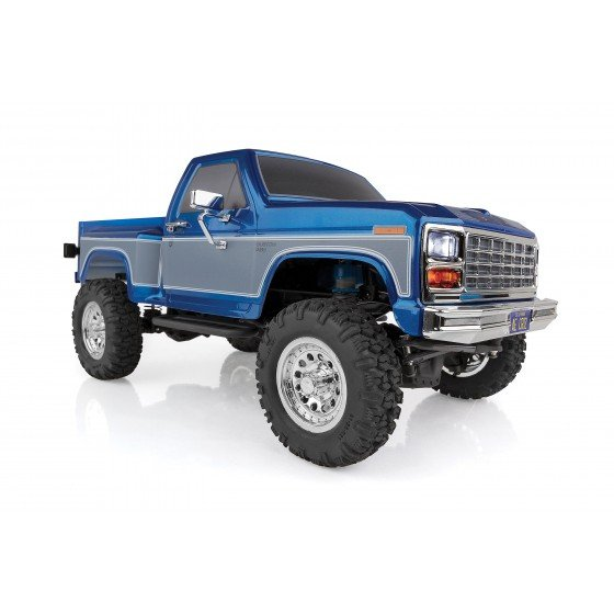 Team Associated CR12 Ford F-150 Pick-Up RTR, black