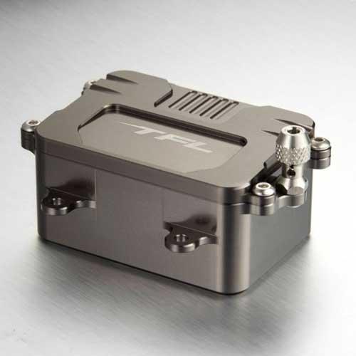 TFL Empfängerbox Montageteile TC1401-06
