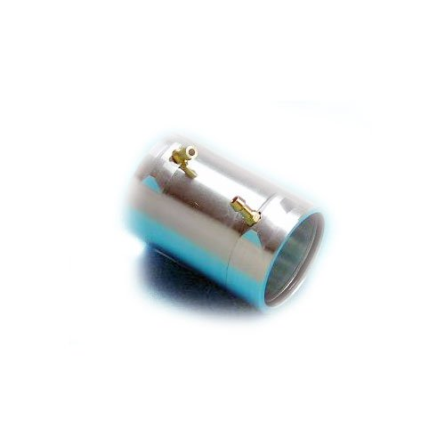 540XL Aluminium Wasserkühljacke 45° Anschlüssen