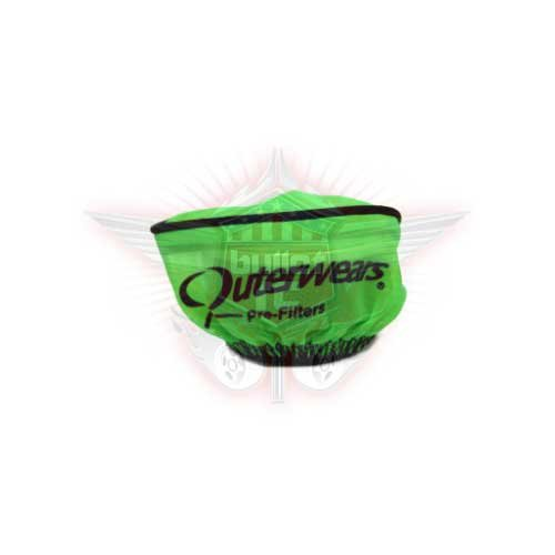 HPI Baja Outerwears Luftfilterschutz TGN Short Stack grün