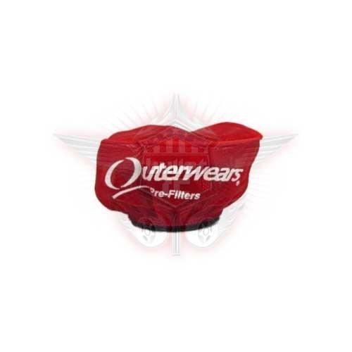 HPI Baja Outerwears Luftfilterschutz TGN Short Stack rot