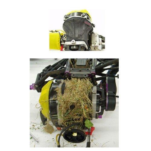 Outerwears Lüfterrad Abdeckung für G320 Motor gelb