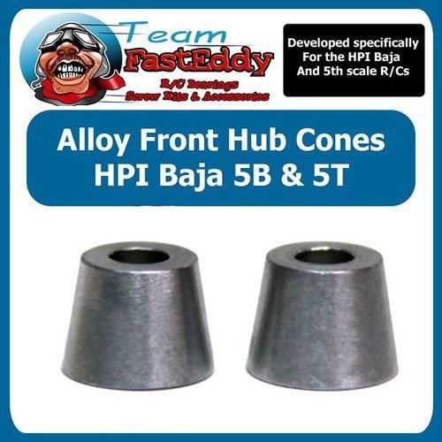 Team FastEddy RC vorderer Hub Cone für HPI Baja 5