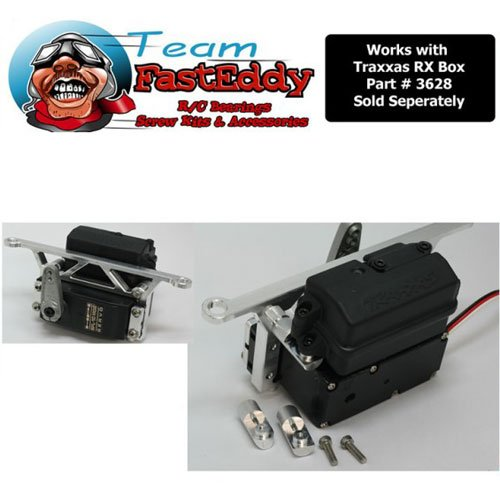 Team FastEddy Batterie Box Eliminator RX Adapter