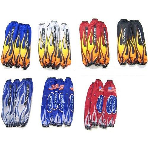 Outerwears Shock Cover Set Baja 5 Flame blau