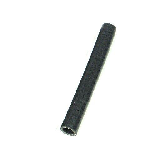 Hitzefester Auspuffschlauch für X-Cans schwarz