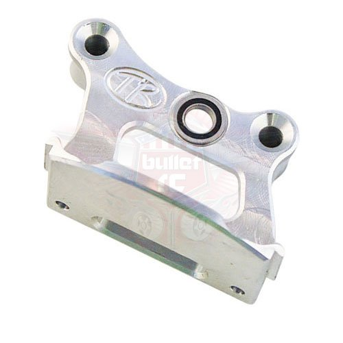 Turtle Racing One Piece Brake Mount - Silber