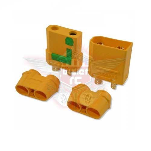 XT90 Stecker/Buchse (Antiblitz) Amass Paar