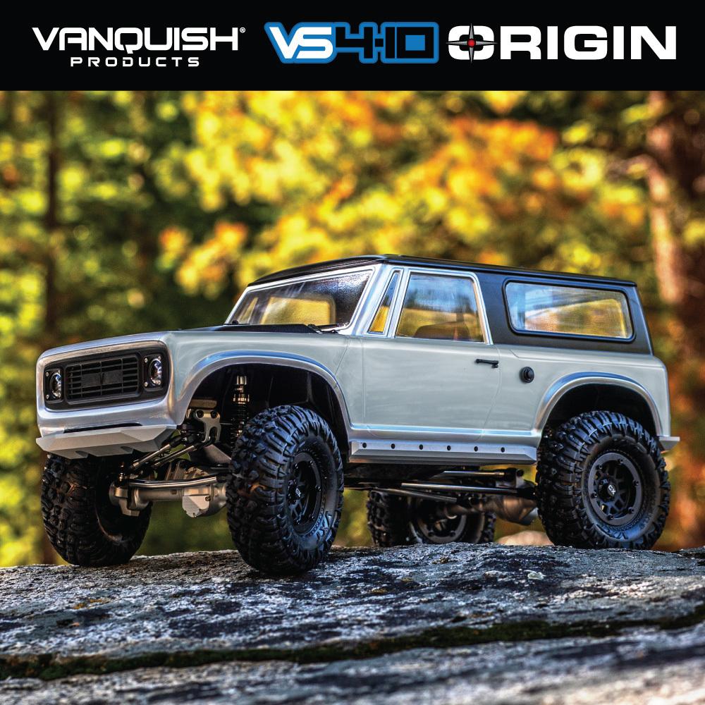 Vanquish Performance VS4-10 Origin Limited Crawler Kit