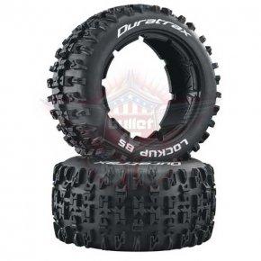 Duratrax Lockup B5 Hintere Reifen Set für HPI Baja 5b