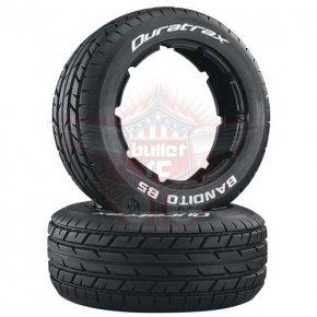 Duratrax Bandito B5 Vordere Reifen Set für HPI Baja 5b