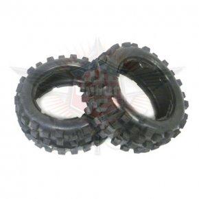 Hostile MX Knobby vordere Reifen Set für 5b harte Mischung